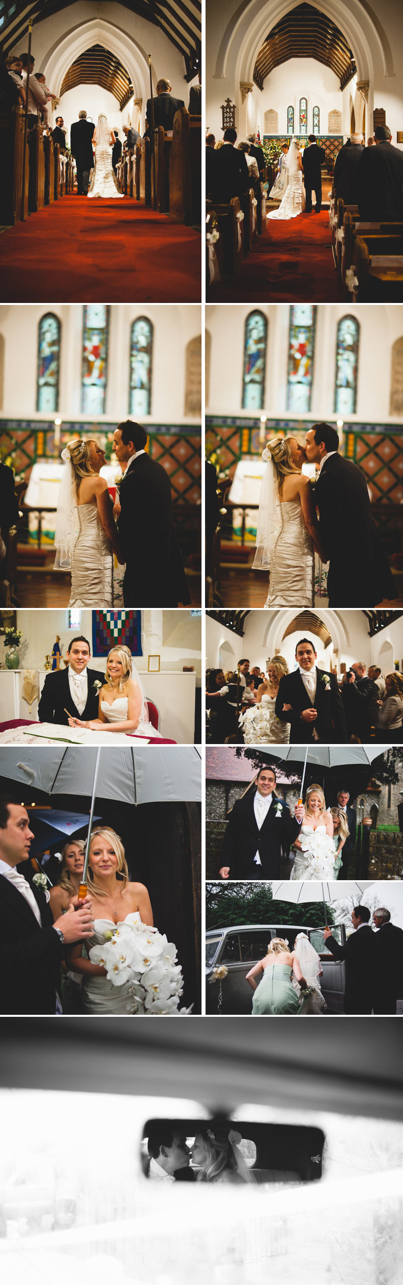 The Barnyard - Upchurch wedding photography