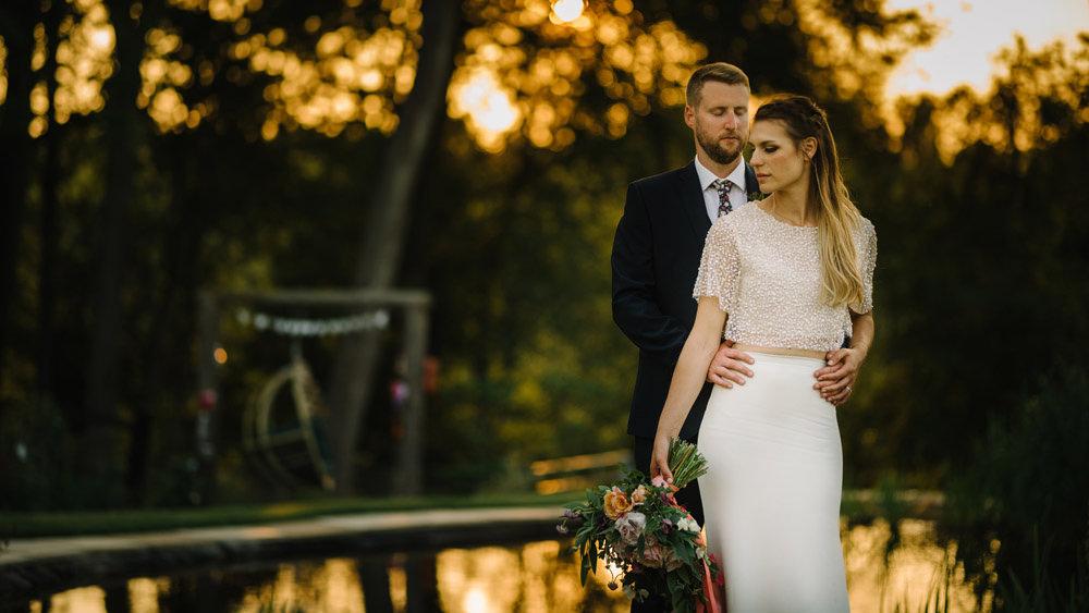 a beautiful english country wedding
