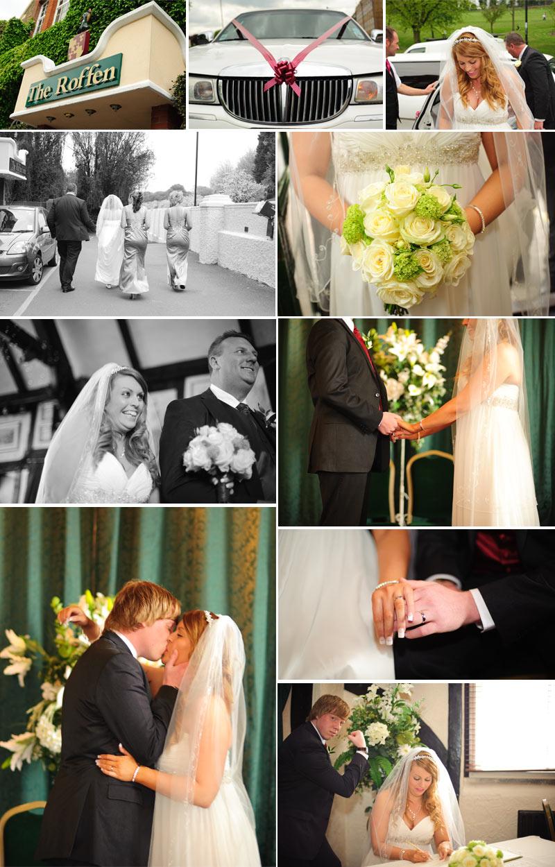 Roffen wedding