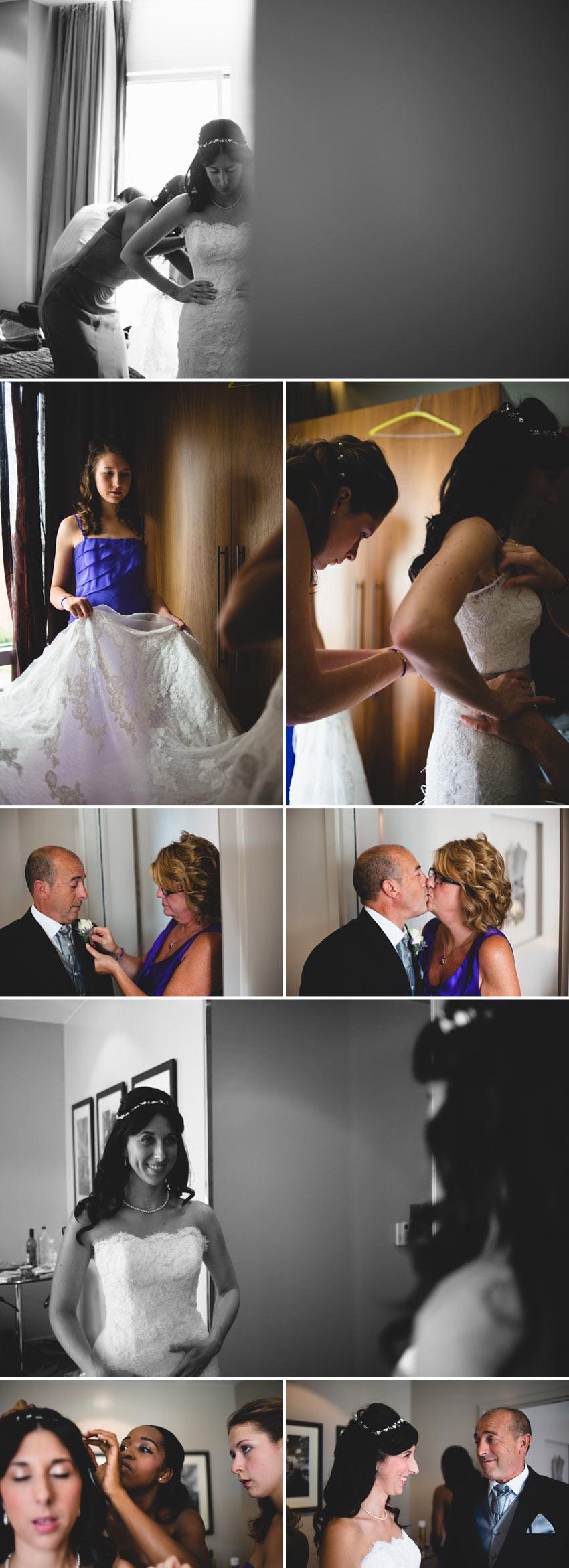 Natash & Richard { London Wedding Photography }