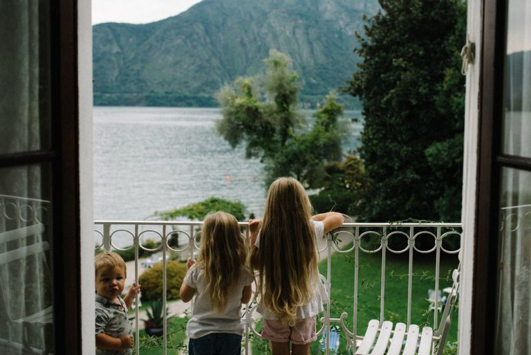 wedding photographer in lake como, italy